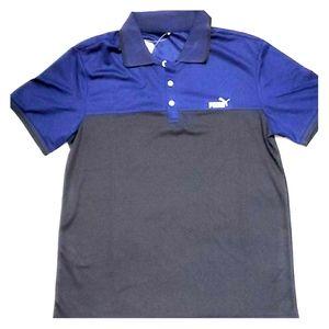 Men's NWT Puma Sport Navy/ Black shirt